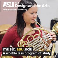 Arizona State University ad