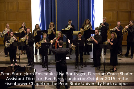 psu horn choir